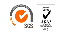 SGS. BRC Food. Product Certifications